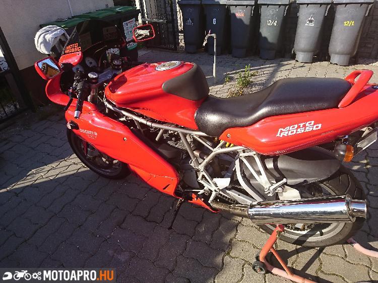 Ducati 620 Sport Full-fairing | motoapro.hu - Apróhirdetés