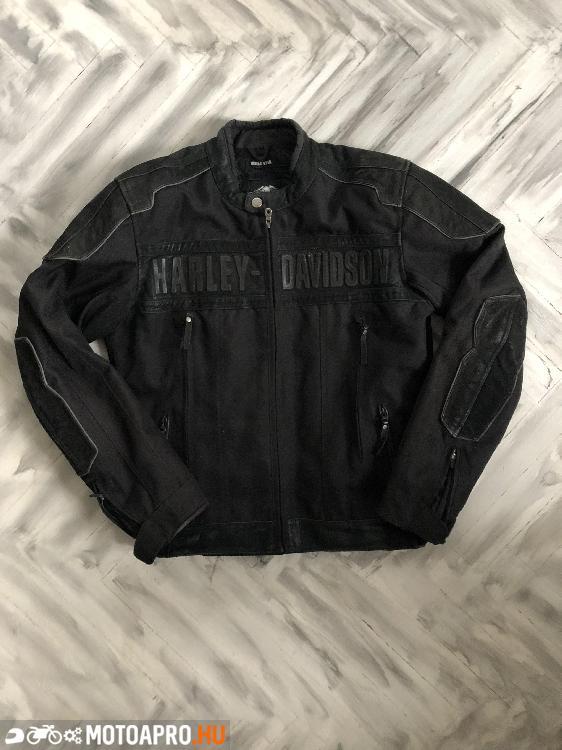 Eredeti Harley Davidson férfi kabát 278146c0b0