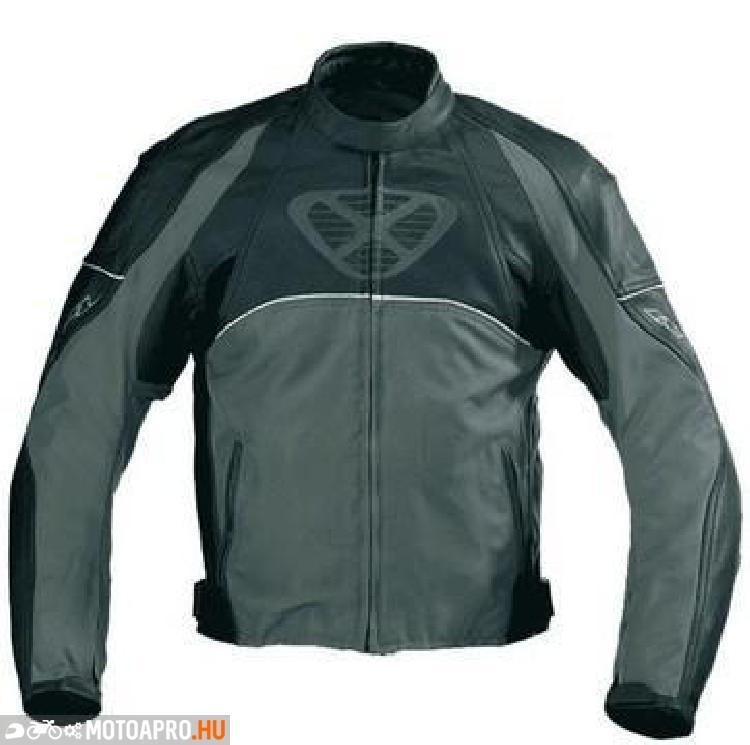 Eladó pár alkalommal használt IXON IRON MAN motoros kabát  a8d90b70d7