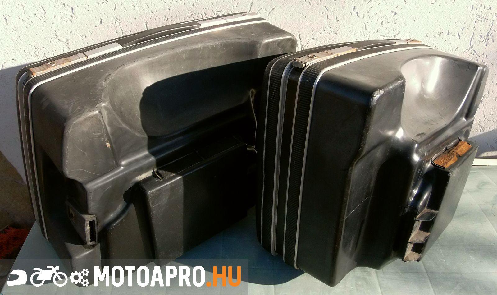 aac37eb8e75b BMW Krauser oldaldoboz pár kulcs nélkül | motoapro.hu - Apróhirdetés ...